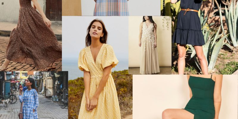 sustainable dresses for all ocsassions