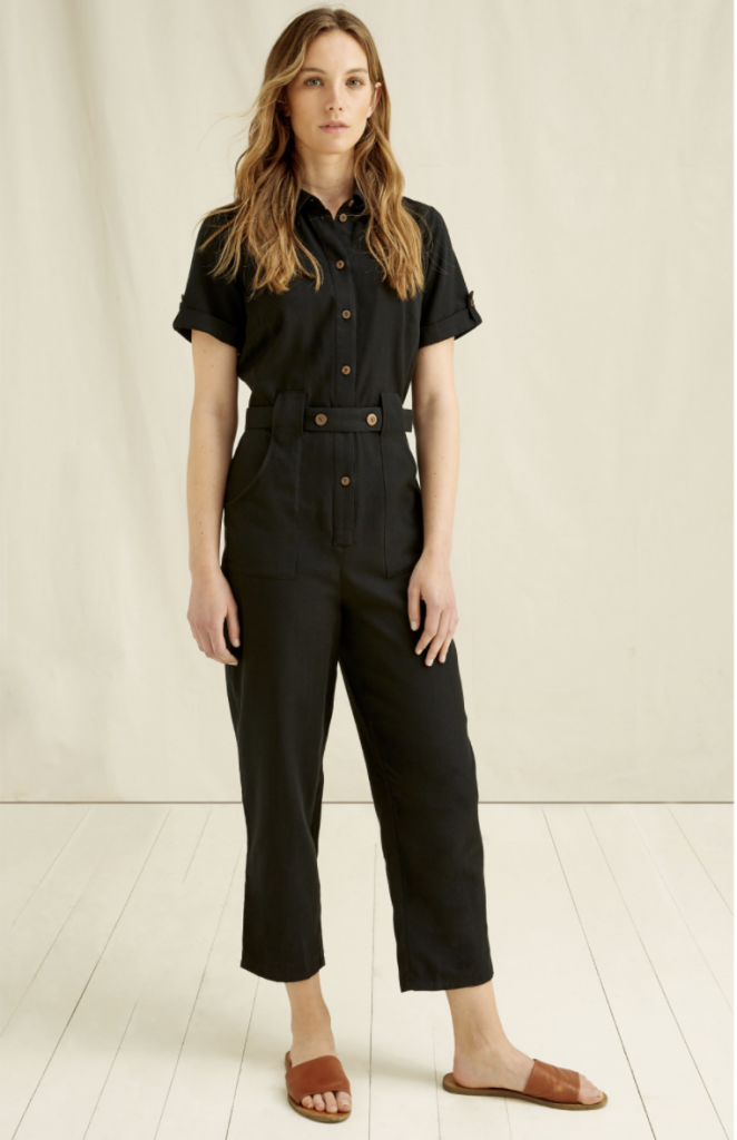 12 Voguish Sustainable Jumpsuit Brands You Will Love 4