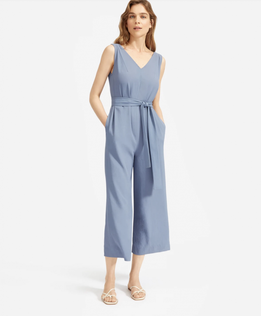 12 Voguish Sustainable Jumpsuit Brands You Will Love 3