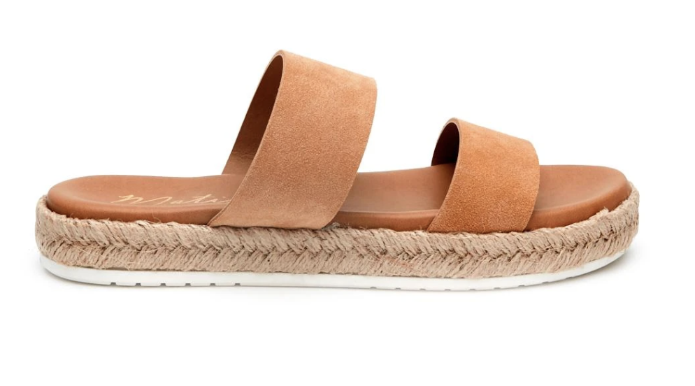 brown eco sandals