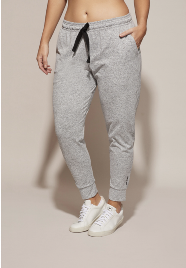 grey ethical sweatpants from dk Active