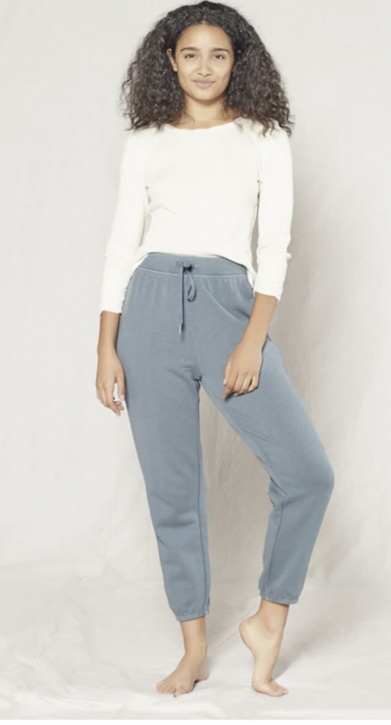 organic sweatpants from Outerknown