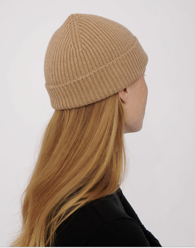 sustainable beanie