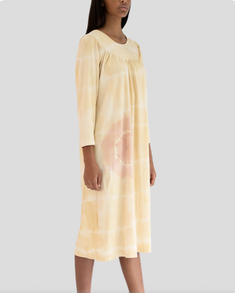 Sustainable nightgown from Fox Holt
