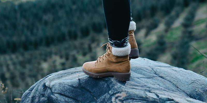Sustainable winter boots
