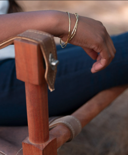 Ethical jewelry from Nisolo