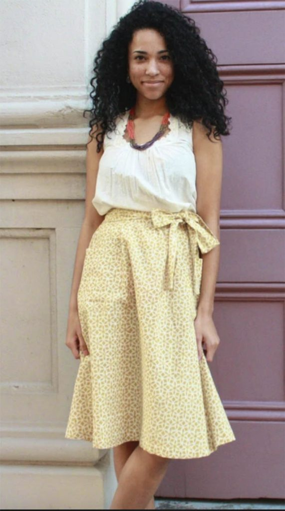 skirt passion lilie