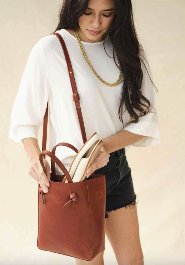 ethical tote bag nisolo