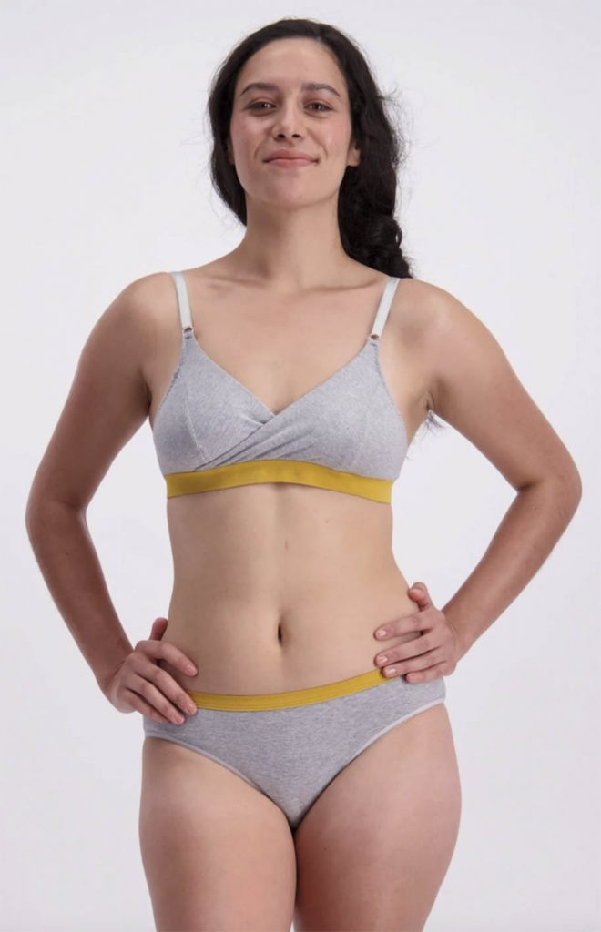 sustainable bra nisa