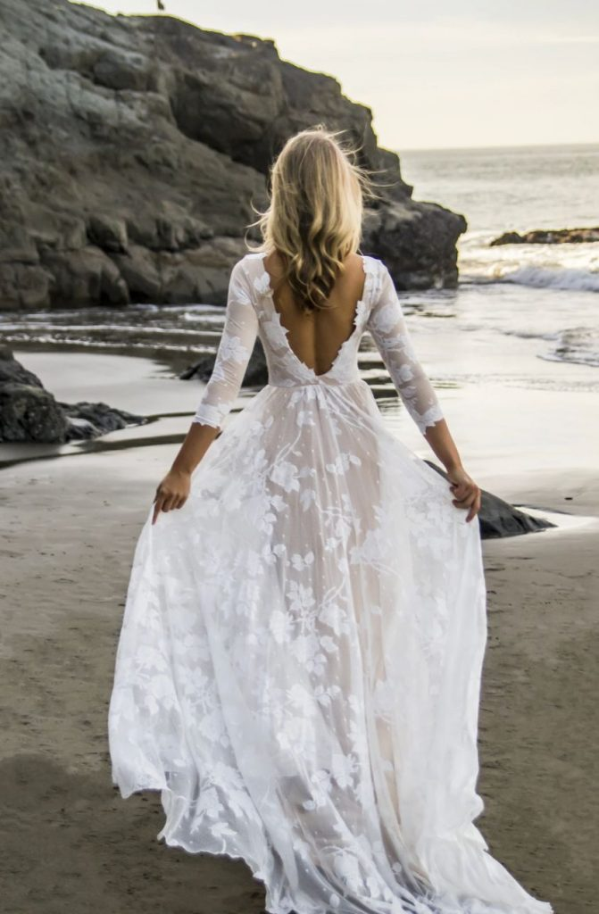 ethical wedding dress wear your love