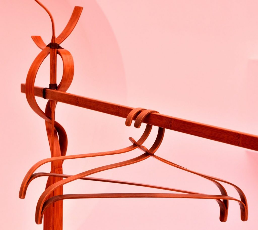 hangers for rental clothes