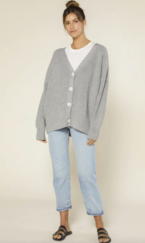 ethical cardigan outerknown