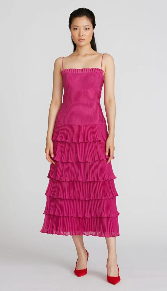 ethical maxi dress amour